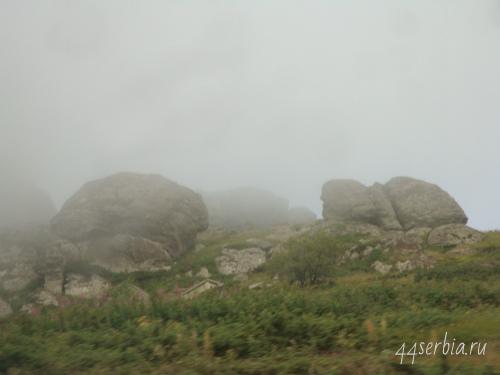 Горы Сербии