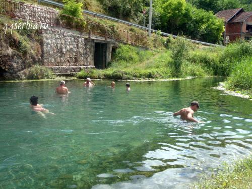 Ргошка баня Сербия