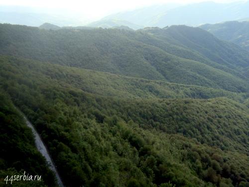 Видиковац, Стара Планина Сербия