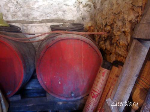 Сербское вино сорта