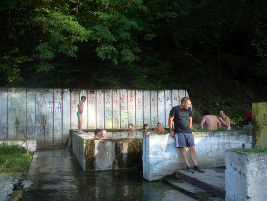 Николичево бассейн, Николичевская баня