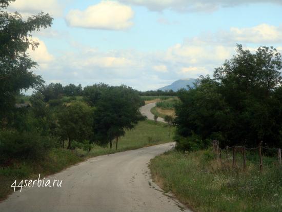 Путь в Николичево1