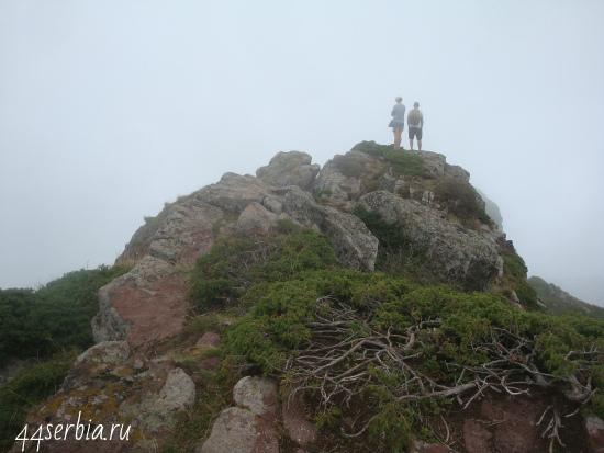 Лето в Сербии: приключения в тумане