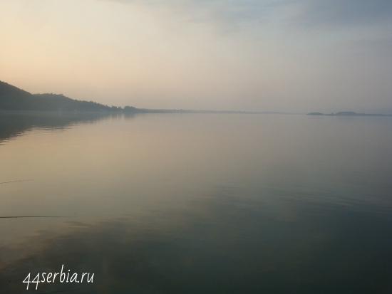 Дунай разлив
