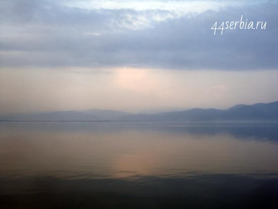 Дунай: почти что море