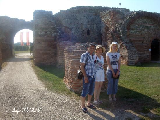 Феликс Ромулиана: Древнеримский город