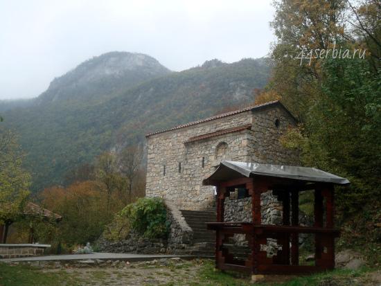 Сокобаня Лептерия Церковь Рождества Богородицы
