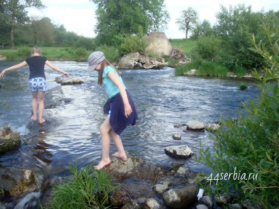 Порожистая река Тимок