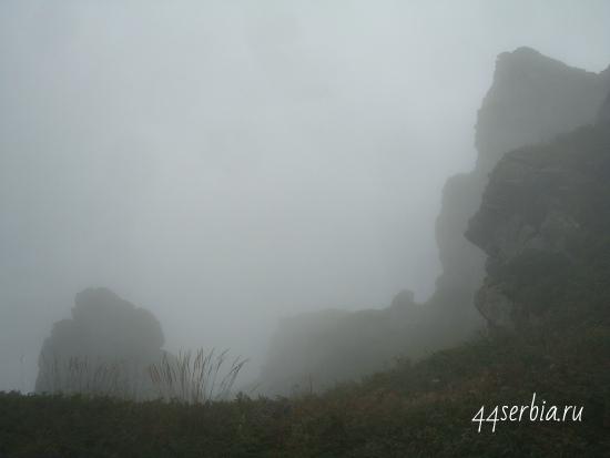 Туман на Старой Планине