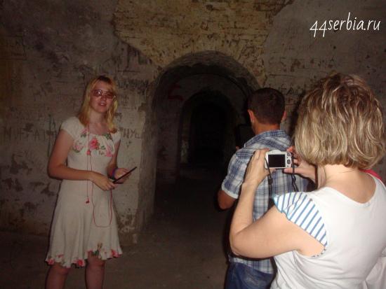 В Заечарской крепости