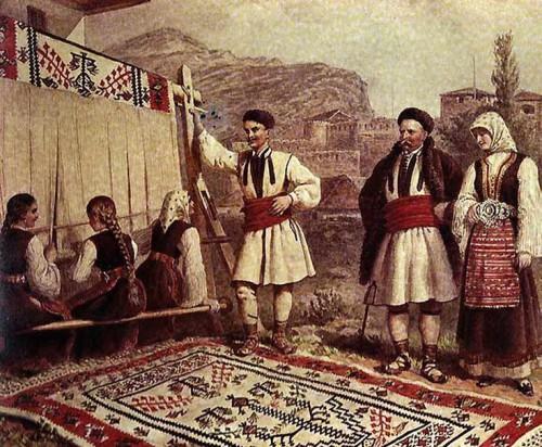 Пиротские ковры