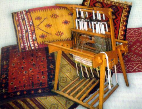 Сербские ковры из Пирота