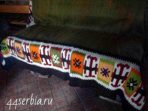 Сербский орнамент