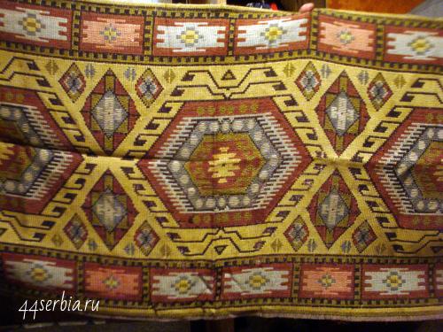 Сербский орнамент современный