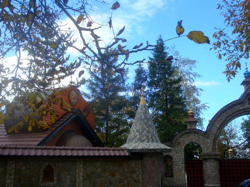 Монастырь Лешье, Сербия