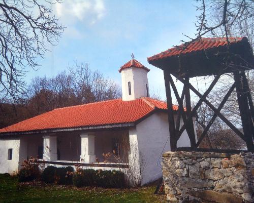 Монастырь в Грлиште