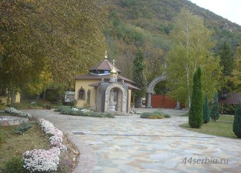 Монастырь_Лешье_Сербия