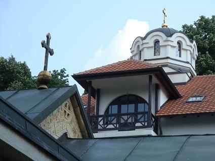 Монастырь Святого Николая Сербия