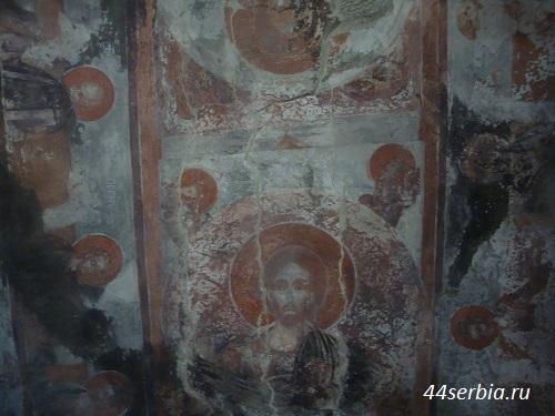 Старые фрески_Сербия