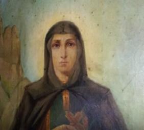 Света Петка, Монастырь в Островице