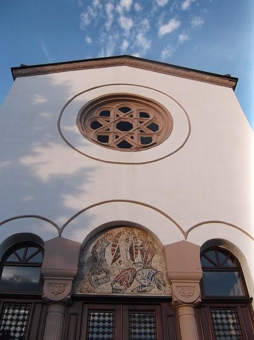 Церковь Преображения в Сокобане