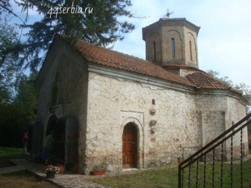 Церковь Св Архангела Михаила, Восточная Сербия