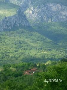 Зелёные горы Сербии