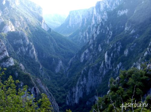 Красивейшие места Сербии
