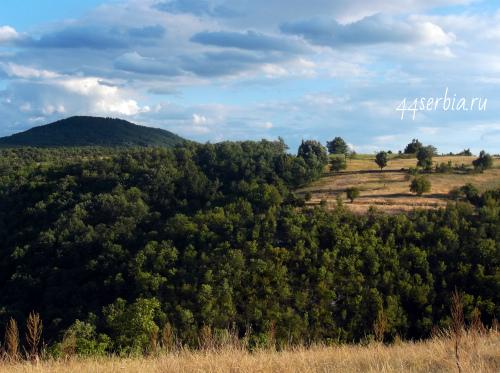 Малоизвестные места Сербии
