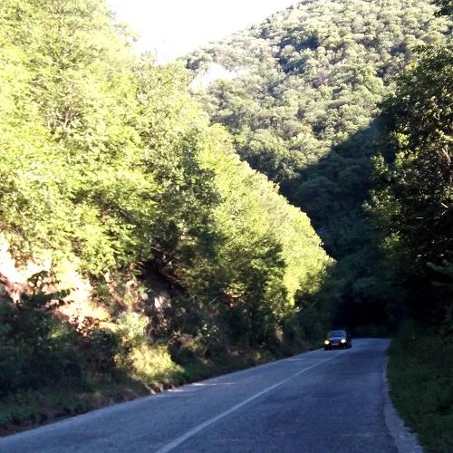 Сербия дороги