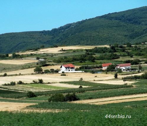 Сербские пейзажи