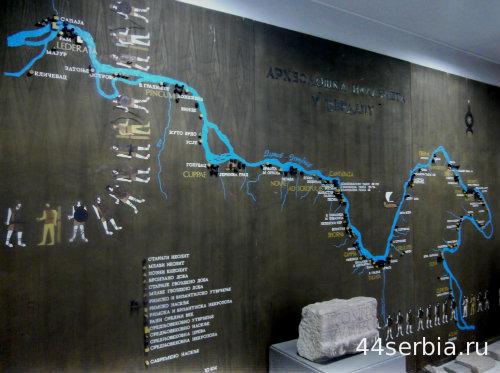 Дунай_археологическая_карта