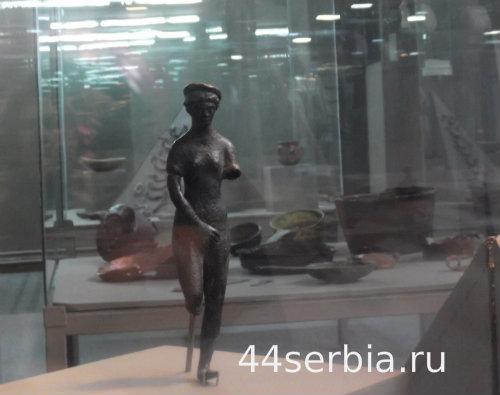 Археологический музей Джердапа в Сербии