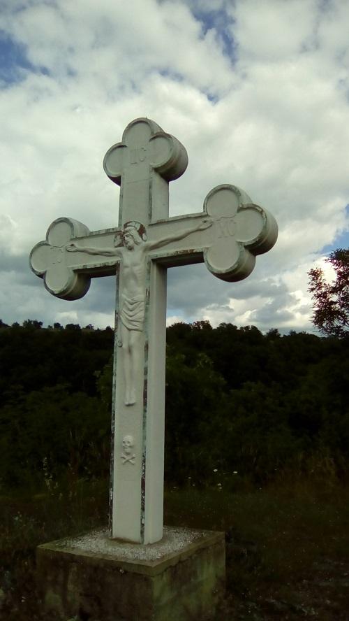 Крест возле Заечара