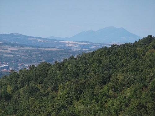 Сербия достопримечательности горы