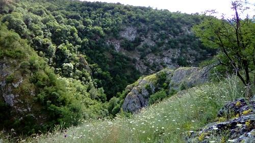 Сербия каньоны