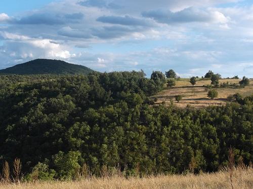 Сербия красивые горы