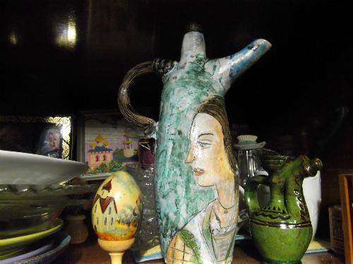 Кувшин керамика Сербия