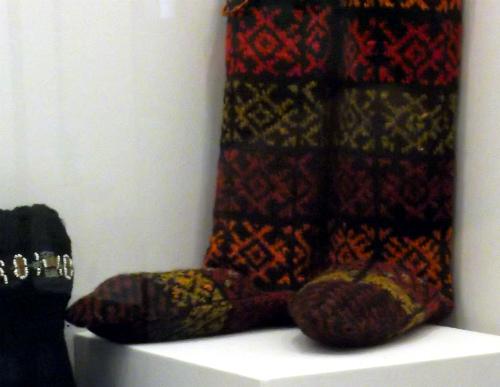 Носки шерстяные Сербия