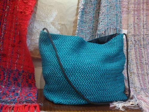 Тканая сумка