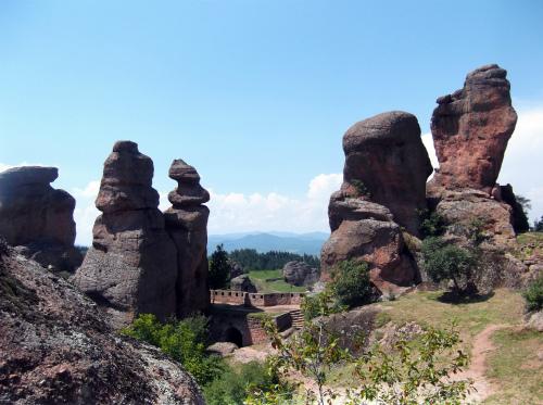 Белоградчик скалы Болгария