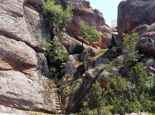 Белоградчик_скалы_и_лестницы