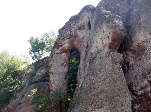 Болгария_необычные_скалы