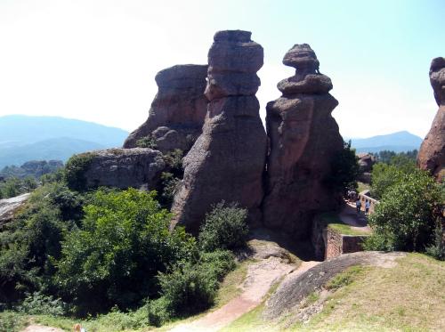Болгария удивительные скалы