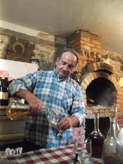 Дегустация вина Сербия Роглевачки пивницы