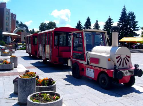Белоградчик центр