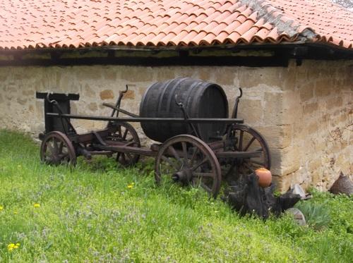 Старые инструменты виноградаря