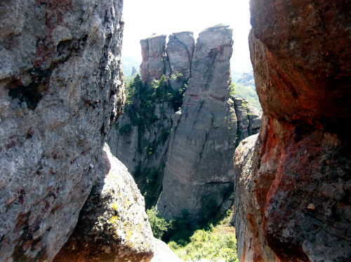 Загадочные_скалы_Болгарии