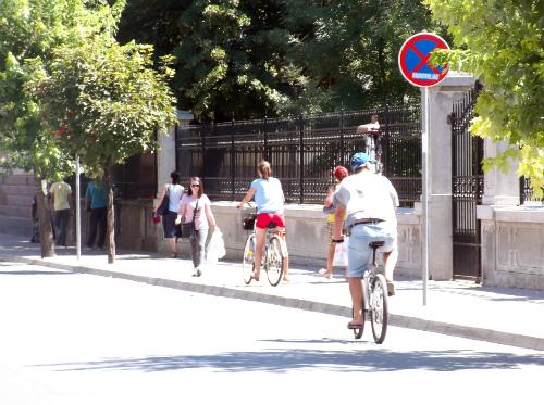 Городская веложизнь