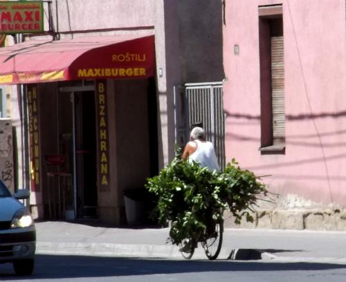 Велосипед как лучший помощник